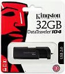 Kingston DataTraveler 104 32GB USB 2.0 (DT104/32GBIN)