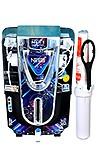 nexus series Jazz 2 Black Alkaline 10 L Ro + UV + Uf + TDS Water Purifier