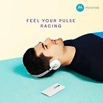 Motorola S505 Moto Pulse Wireless On-Ear Headphone