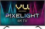 VU 126 cm (50 inches) Pixelight 4K HDR Smart LED TV 50QDV (2019 Model)