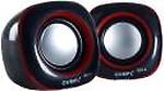 By Quantum QHM602 2.0 Power USB Mini Speaker