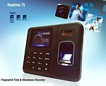 KartString Realtime T5 Time and Attendance Biometric Machine