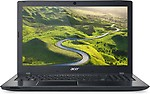 Acer APU Dual Core A9 - (4 GB/1 TB HDD/Linux) E5 -523 Notebook(15.6 inch)