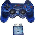 Red Gear PS2 Wireless Gamepad