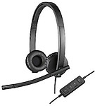 Logitech USB H570e Wired Headset