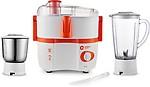 Orient Electric Aisha 450 W Juicer Mixer Grinder(2 Jars)