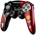 Thrustmaster F1 Wireless Ferrari F60 Limited Edition Gamepad (for PC, PS3)