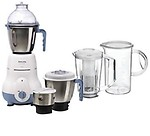 Philips HL1643/06 600 W Mixer Grinder 4 Jars