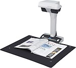 Fujitsu Scansnap Sv600 Document Handler & Flatbed Scanner
