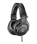 Audio Technica ATH-M30X Professional Studio Monitor Over-ear Headphones
