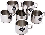 KCL Stainless Steel Coffee Percolators - 10 Cups