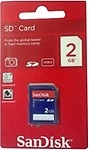 Sandisk Mobile 2GB Micro SD Card