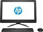 HP DT AIO - 20 - c418il - Pavilion Pentium Quad Core (4 GB DDR4/1 TB/Free DOS/19.45 Inch Screen/HP All-in- one PC 20 - c418il)
