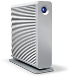 Lacie D2 Quadra 4 TB Desktop External Hard Disk