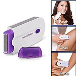 Biaba Collection Women Touch Laser Epilator Holder Shaving Permanent Hair Removal Depilator Whole
