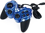 Live Tech Lt Game With Vibration Gamepad (Blue, For PC)