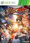 Capcom Street Fighter X Tekken PS3