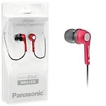 Panasonic In-Ear Canal Earphone Headphone for iPods,MP3 RP-HJE240PR