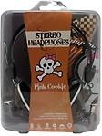 Dgl Pck-825-Lpc Hype Cookie Heart Skull Headphones