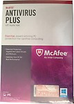 McAfee Antivirus Plus 1 Year, multicolor, 1 user