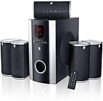 iBall Booster 5.1 USB/SD Home Audio System (5.1 Channel)