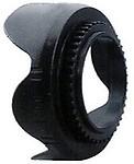 Omax 58mm Flower Lens Hood (Black)