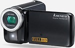 I-CAM FHD 18MP Digital Camcorder (Grey)