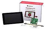 Elementz Engineers Guild Pvt Ltd Raspberry Pi Official 7 Touch Screen Display