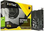 ZOTAC NVIDIA GEFORCE GTX 1050 TI MINI 4GB DDR5 4 GB GDDR5 Graphics Card