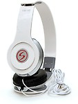 Signature VM-46 Stereo Dynamic Headphone Wired Headphones