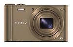 Sony Cybershot DSC-WX300 Camera (Brown)