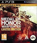 Medal of Honor Warfighter Limited Edition PS3 Game