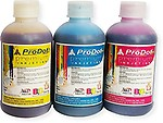 ProDot All Inkjet Printers Ink 200 ml Multicolor Set Of 3 (Cyan)