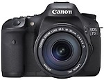 Canon EOS 7D (Body with EF-S 18-135 mm IS II Lens) DSLR Camera