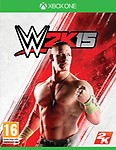 WWE 2K15 (Games, PS4)