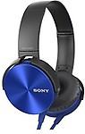 Sony Mdr-Xb450 Extra Bass Smartphone Heatset Headphones