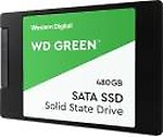 Western Digital GREEN 480GB Desktop Internal Solid State Drive (WDS480G2G0A)
