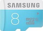 Samsung MicroSDHC 8 GB Class 6 Memory Card