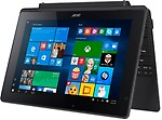Acer Atom Quad Core - (2 GB/32 GB HDD/32 GB EMMC Storage/Windows 10 Home) NT.G8VSI.001 SW3-016 2 in 1 (10.1 inch)