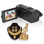 New VOX DV504 12MP Digital HD Video Camcorder