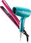 Syska CPF6800 Hair Dryer and Hair Straightener Combo