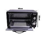 Fabiano Silver OTG - 12L Oven Toaster Grill (800W)