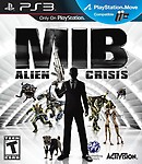 Men In Black: Alien Crisis PS3 Game