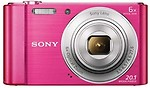 Sony CyberShot DSC-W810/PC Point & Shoot Camera