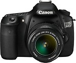Canon EOS 600D With Kit (18-135)