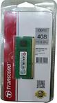 Transcend JetRam DDR3 4 GB Laptop RAM (JM1333KSH-4G)