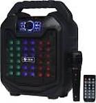 Zoook ROCKER THUNDER 2 Karaoke-One Click Recording 30 W Bluetooth Party Speaker( Stereo Channel)