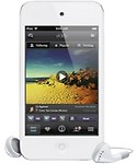 Apple iPod Touch 32 GB (White & Silver)