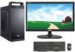 Foxin FOX DC E7500 Pentium Dual Core (4GB DDR2/500 GB/Windows 7 Ultimate/512 MB/19.5 Inch Screen/Fox DualCore E7500)