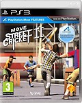 Move Street Cricket II PS3 Game